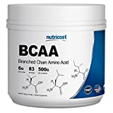 Nutricost BCAA Powder 2:1:1 - 500 Grams