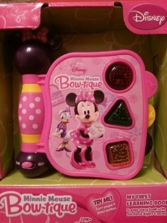 Minnie Mouse toys toddlers