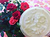 Rose Hip & Pink Peppercorn Moisturizing Scrub, Cleanser and Moisturizer, Multi-use, Cruelty-Free, All-Natural