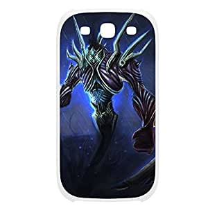 Nocturne-001 League of Legends LoL For Case Iphone 6 4.7inch Cover Plastic White
