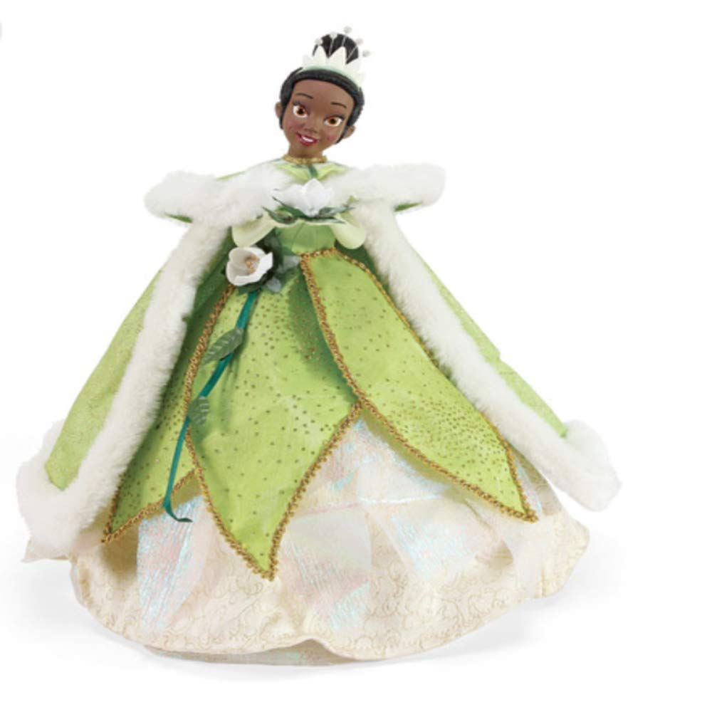 Department 56 Possible Dreams The Princess and The Frog Tiana Tree Topper 12 Multicolor 6003459