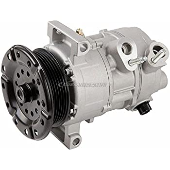 AC Compressor A/C Clutch For Dodge Caliber Jeep Compass Patriot 2007 2008 - BuyAutoParts 60-02120NA NEW