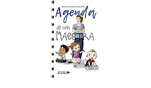 Amazon.com: Agenda de una maestra (Spanish Edition) eBook ...