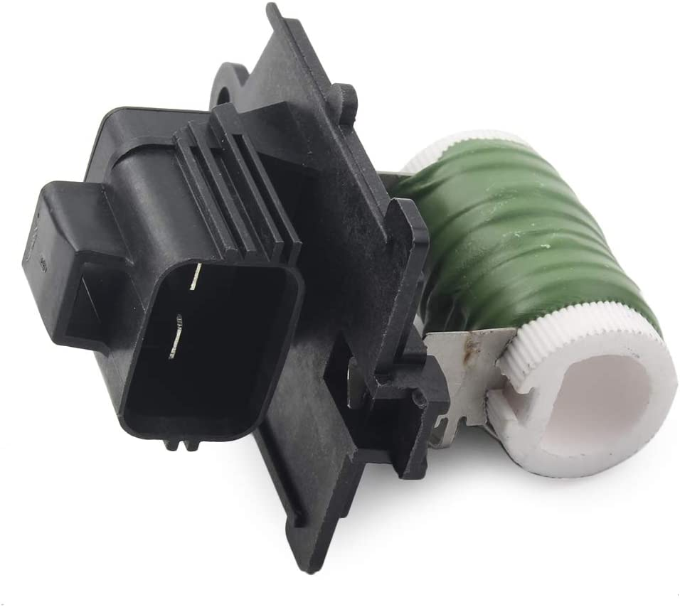 68054677AA Three T Car Engine Cooling Fan Resistor Compatible with Dodge Journey 2009-2019