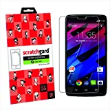 Original Scratchgard Ultra Clear Screen Protector for Motorola Moto Turbo