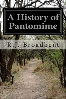 Book A History of Pantomime