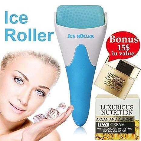 Amazon.com: Tacto fresco en todo momento con facial hielo ...