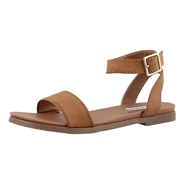 ba09fb7d751 Steve Madden Women s Pana Ankle Strap Dress Sandal  Amazon.ca  Shoes    Handbags