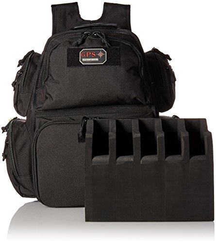 G.P.S. The Executive Backpack, Black by G.P.S. (Image #4)
