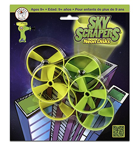 Sky Scrapers Flying Disks Refill Pack