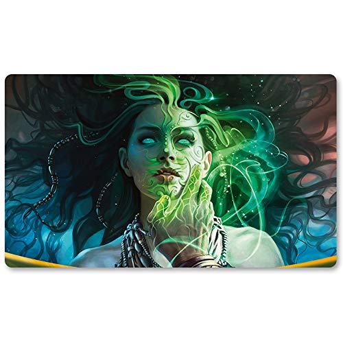 ANCESTRAL MASK - Board Game MTG Playmat Table Mat Games Size 60X35 cm Mousepad Play Mat for Yugioh Pokemon Magic The ()