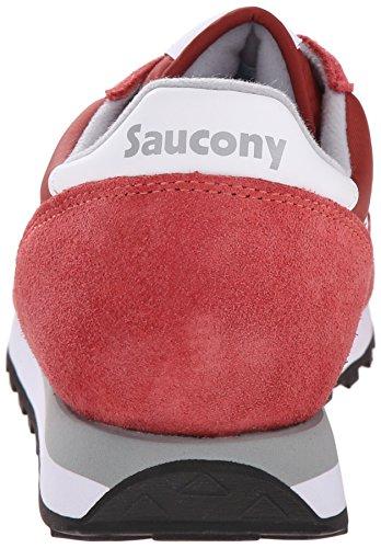 Saucony Jazz Original herren, wildleder, sneaker low Red