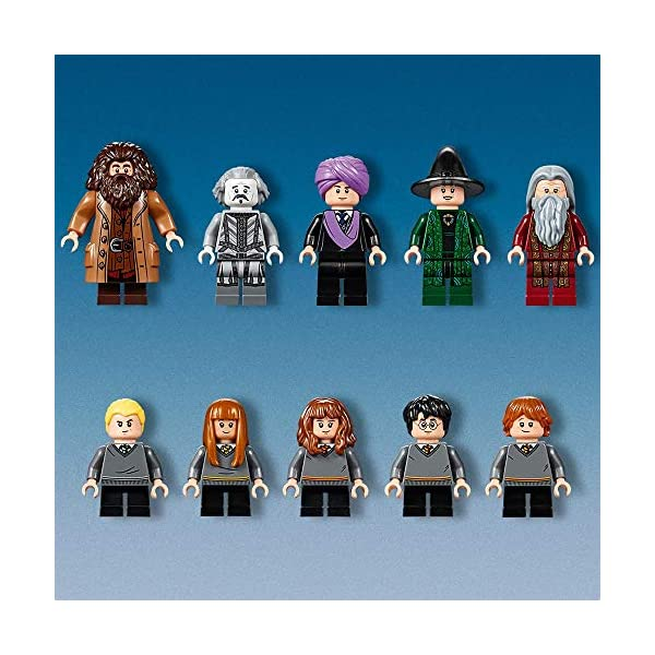 Harry Potter - La Sala Grande di Hogwarts, 75954 5 spesavip