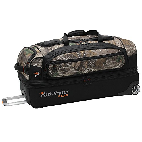 pathfinder-gear-relatree-36-inch-rolling-drop-bottom-duffel-camo-one-size