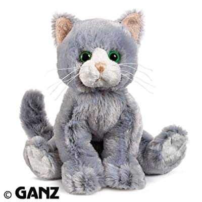 Webkinz Hm222 Silversoft Cat Plush Animal from ganz