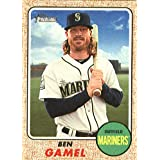 2017 Topps Heritage High Numbers #637 Ben Gamel Seattle Mariners Baseball Card