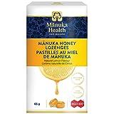 Manuka Honey Lemon Lozenges MGO 400+ by Manuka Health - Gluten Free (15 Servings, 65 Grams)