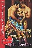 Carly's Two-Stepping Temptations, Olivia Jordan, 1619262827