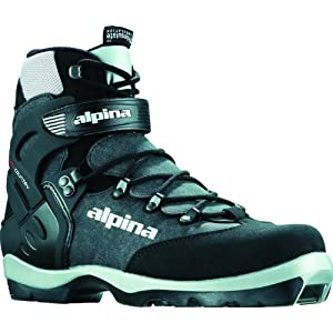 Alpina BC 1550 Back Country Nordic Cross Country Ski Boots, for use with NNN BC Bindings
