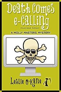 Death Comes Ecalling by Leslie O'Kane ebook deal