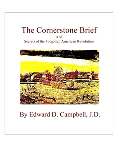 Amazon com: The Cornerstone Brief: And Secrets of the