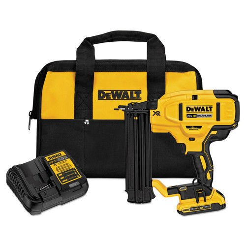 20V MAX XR 18 Gauge Brad Nailer Kit (2.0 Ah) by DEWALT