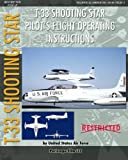 T-33 Shooting Star Pilot's Flight Operating Instructions for sale  Delivered anywhere in USA