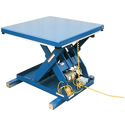 Vestil-EHLT-4884-2-67-Electric-Hydraulic-Lift-Table-2000-lb-7-Height