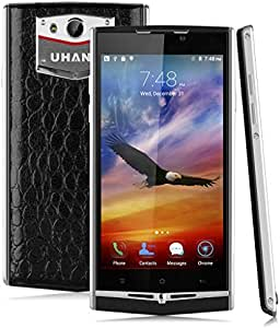 UHANS U100 LTE 4G - Smartphone Libre Android (4.7 IPS 1280x720P ...