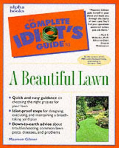 (The Complete Idiot's Guide to Lawn Care)