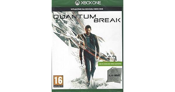 Quantum Break pl Xbox One: Amazon.es: Videojuegos