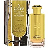 Khaltaat Al Arabia Royal Blends 100ml by Lattafa Fruity Spicy Woody Spray