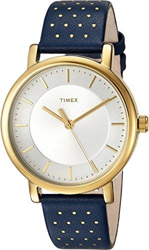 Timex Womens Originals Leather Strap