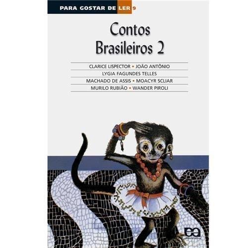 Para Gostar De Ler - Volume 09. Contos Brasileiros 2