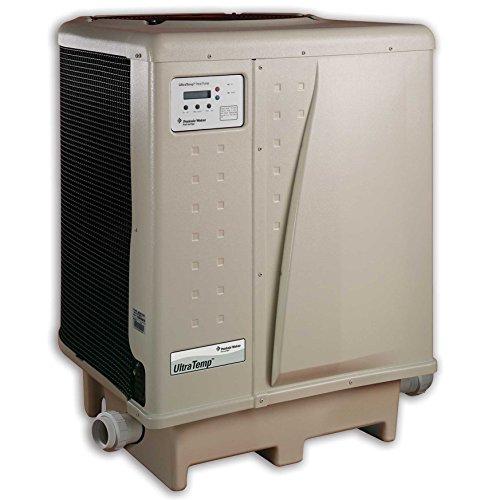 Pentair 460930 UltraTemp 70 High Performance Pool Heat Pump, Heat Only, 230 Volt, 60 Hertz, 1 Phase, Almond by Pentair