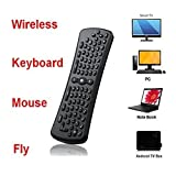 Vsmart 2.4GHz Mini Wireless Air Fly Mouse Keyboard