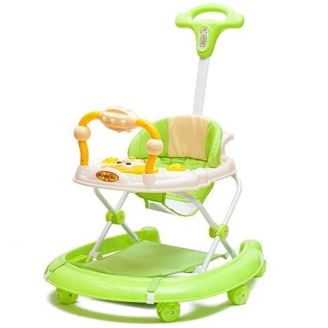 DULPLAY con música andador de bebé, 6 - 18 meses Abs plástico ...