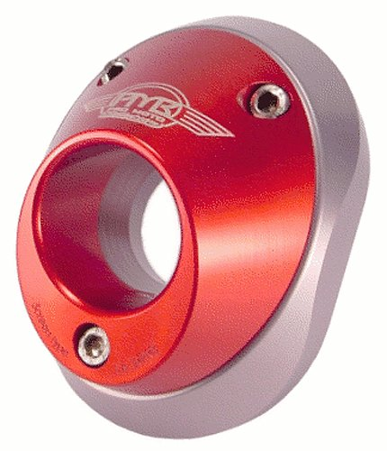 Pro Moto Billet PMB-01-1106 Red Endos Spark Arrestor End Cap