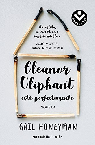 Book cover from Eleanor Oliphant está perfectamente (Spanish Edition) by Gail Honeyman