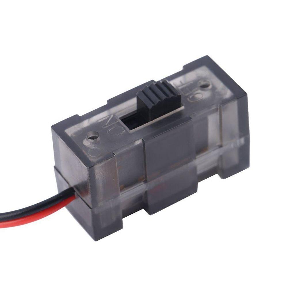 SODIAL Controleur de vitesse cable bidirectionnel dESC de 320A 7.2V-16V pour les camions de camion a telecommande