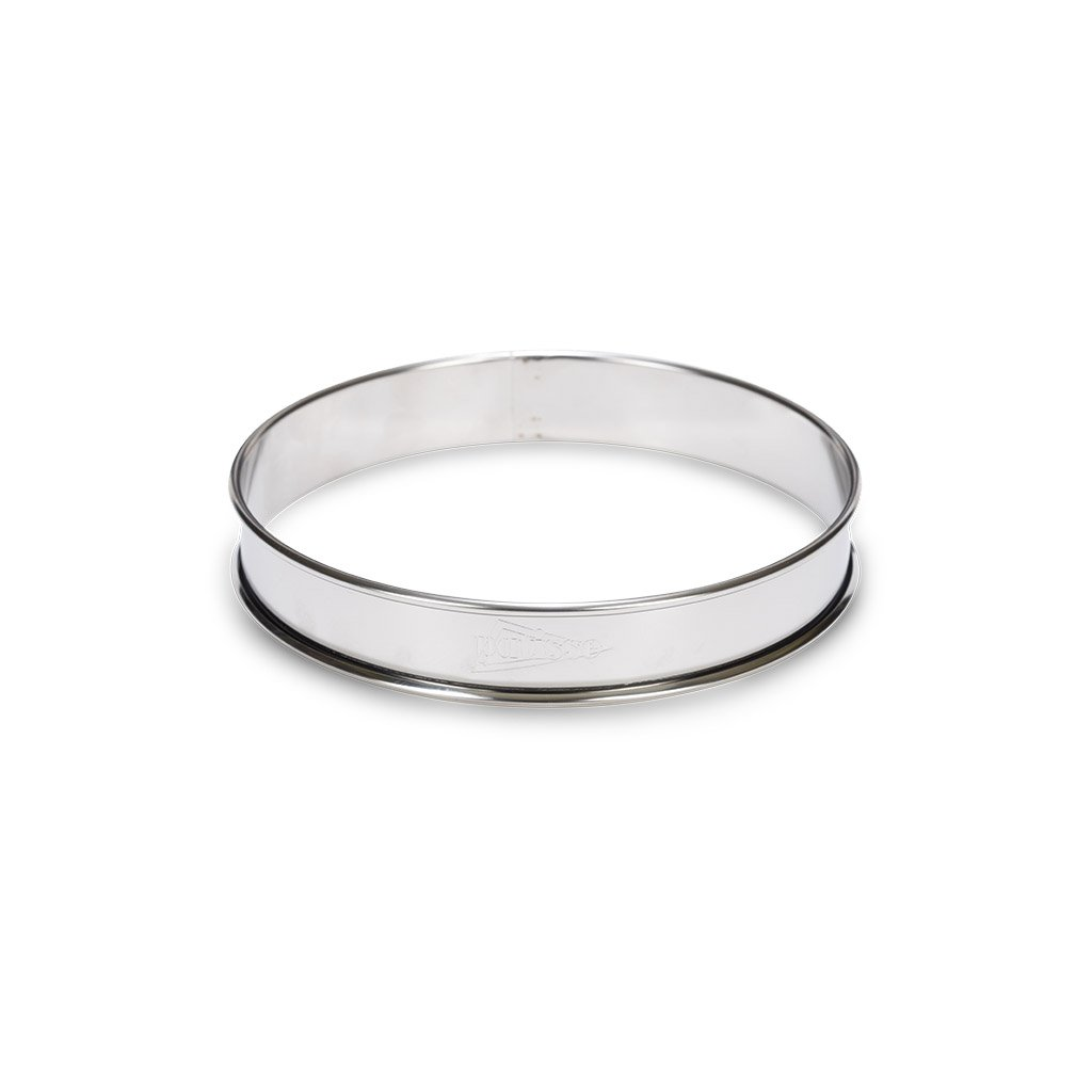 Patisse 02144 Double Rolled Round Tart Ring, 5-1/2-Inch