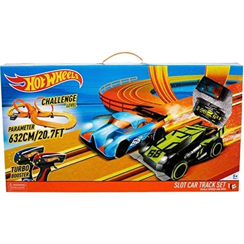 Hot Wheels Electric Slot Track Set 632 c m Group Sales Inc