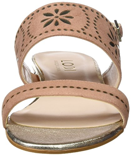 Sandali Con Lacci Da Donna Lodi Bulma Rosa
