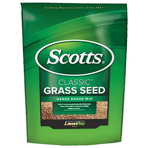 Scotts Classic Dense Shade Mix Bagged 3 Lb.