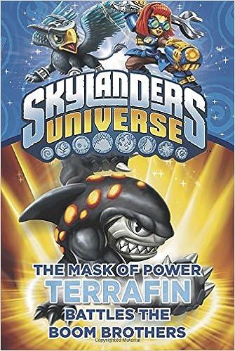 The Mask Of Power Terrafin Battles The Boom Brothers 4 Skylanders