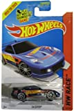 Hot Wheels 2014 Hw Race Team Blue 24/Seven 145/250