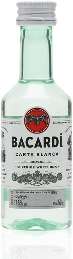 Bacardi Ron - 2400 ml