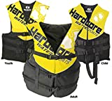 type 1 childs life jacket - Hardcore Water Sports Child Life Jacket Vest - US Coast Guard approved Type III (ONE VEST INCLUDED)