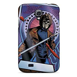 Bumper Hard Phone Cases For Samsung Galaxy S4 (CnW27198tQRB) Customized High Resolution Gambit I4 Image