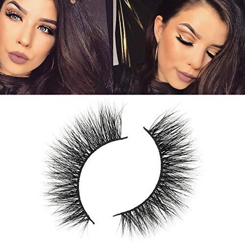 KAT 3D Mink Eyelashes by VAIN Beauty | Dramatic Volume False Lashes | Reusable For Sale